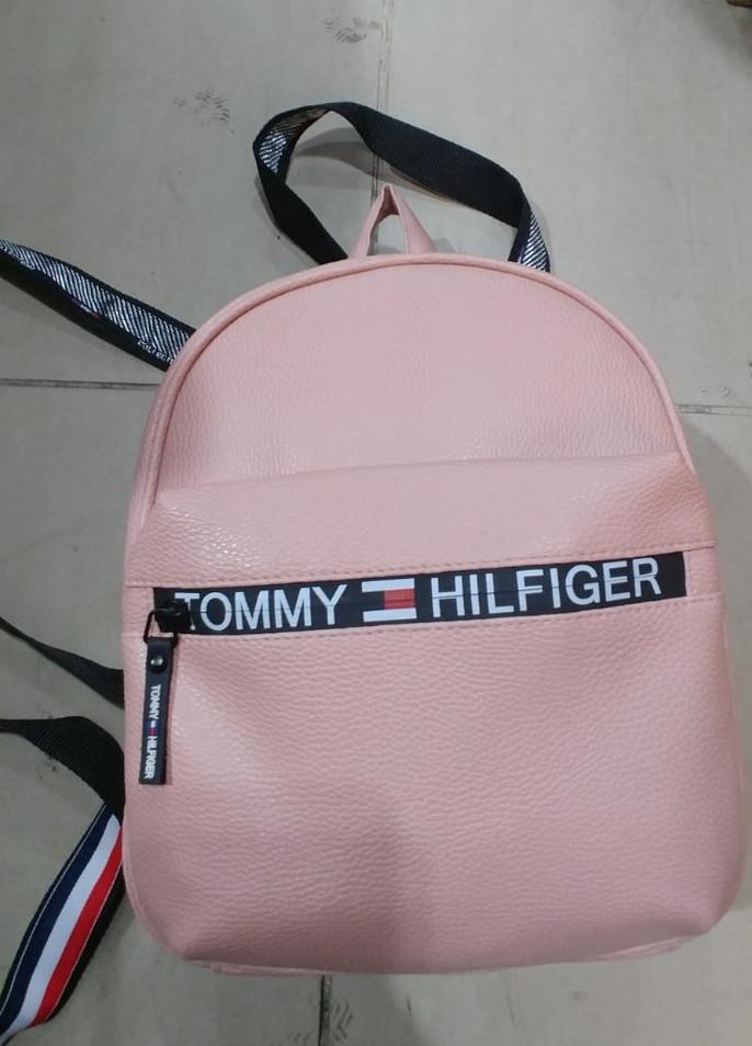 Женский рюкзак кожзам молодёжный городской Томмy.