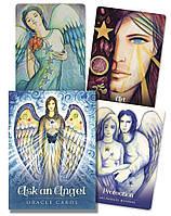 Ask an Angel Oracle Cards/ Оракул Спросите Ангела, фото 1