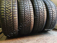 Зимние шины бу 215/65 R17 Pirelli