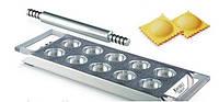 Пельменница алюминиевая Marcato Ravioli Tablet Argento