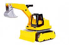 "Игрушка ""Трактор Технок» 6276TXK (Желтый)"