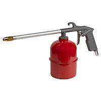 Пистолет промивочний пневматический 0.6л 6бар SIGMA 6841011