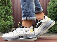 Мужские кроссовки Nike Air Max 720 белые (термо), фото 1