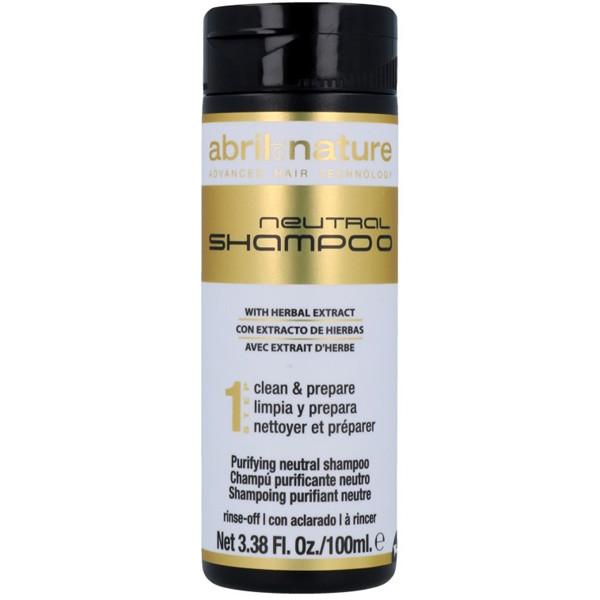Відновлюючий шампунь для волосся Abril Et Nature Neutral Shampoo Step №1 100 мл