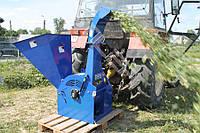 Дереводробилка (Щепорез барабаный) DW-30  150 мм