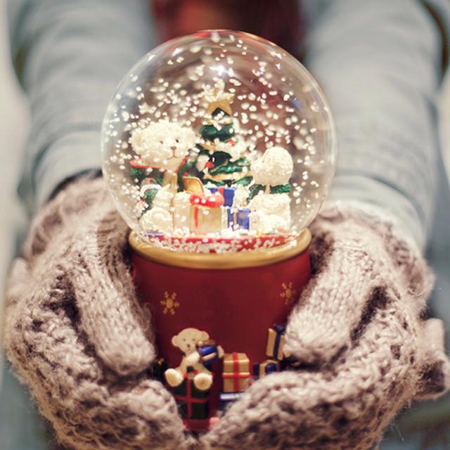 Как сделать Новогодний шар своими руками
