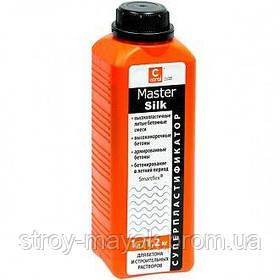 Пластификатор для бетона Coral Master Silk 1л