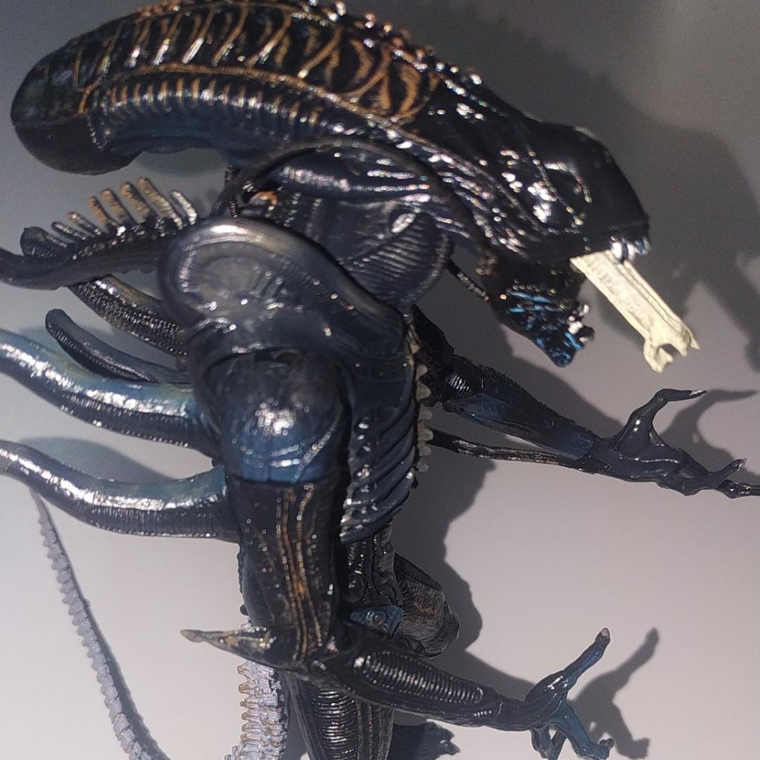Фігурка Чужий 1986 року - Aliens Neca 1986