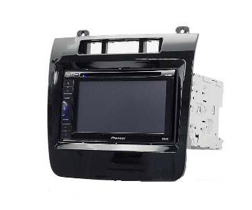Рамка Carav 11-435 VW Touareg 2010-2014 2DIN (Р25180)