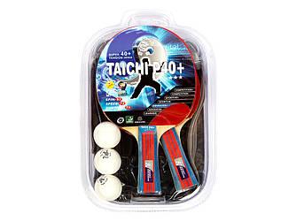 Набір для настільного тенісу Giant Dragon Taichi P40+ 3зв
