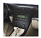 Рамка переходная AWM 781-08-113 Skoda Octavia 2004-2013 ( for Auto Air-Cond) (Р23446), фото 2