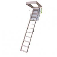 Лестница чердачная Bukwood Compact Mini 90*90