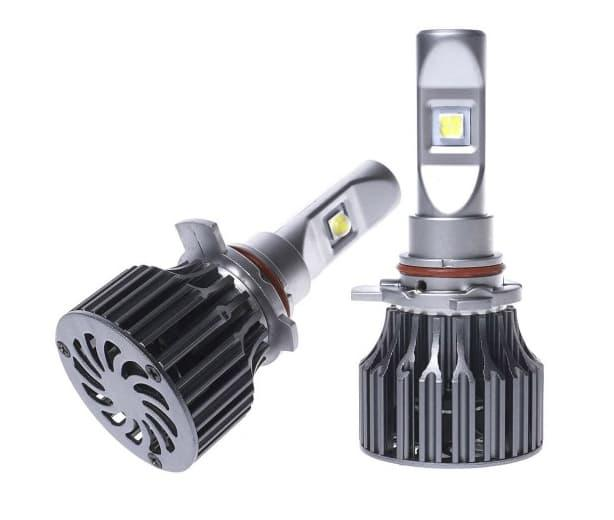 Светодиодные лампы AMS EXTREME POWER-F 9012 5000K (2 шт.)