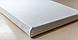 Набор холстов на подрамнике Factura 30х30 см 10 шт. Лён 500 г кв.м. среднее зерно, белый, фото 2