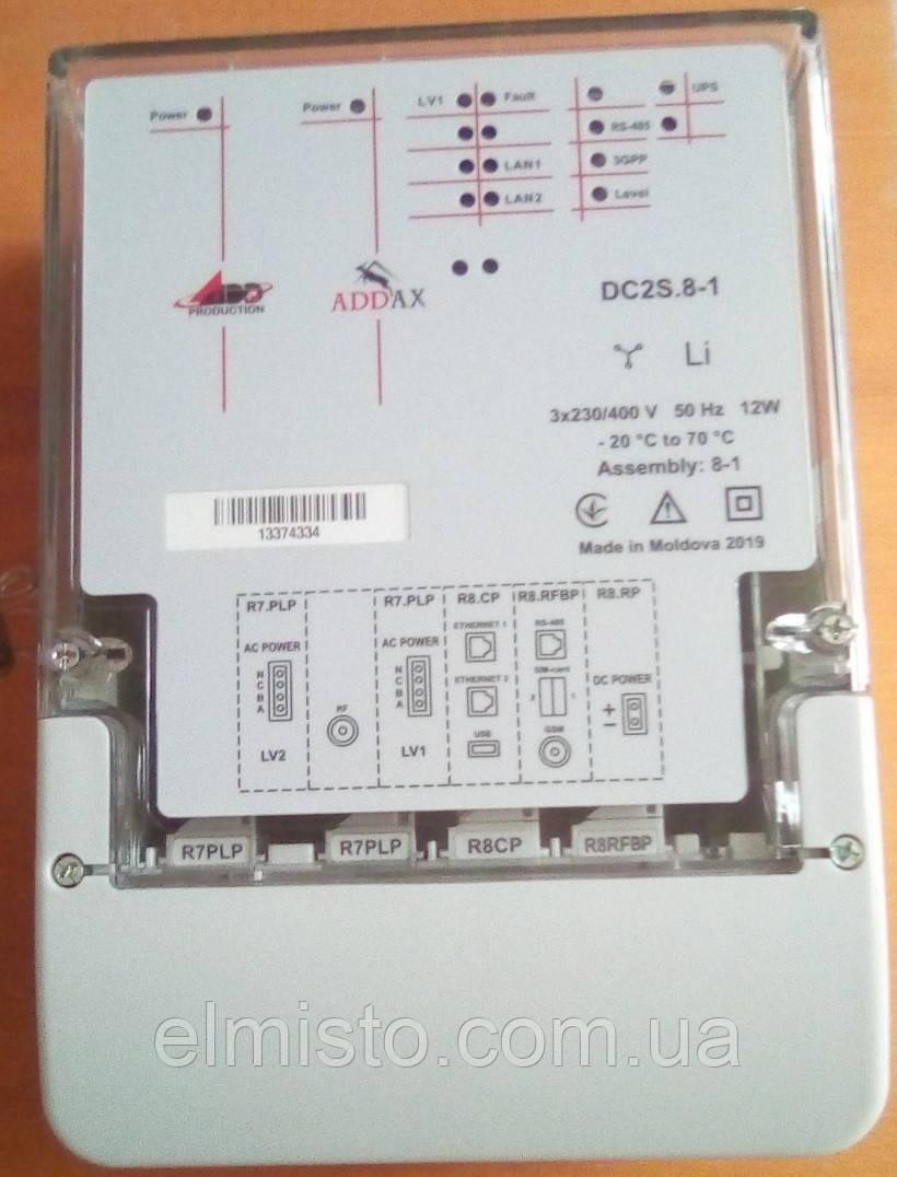 Маршрутизатор (концентратор) ADDAX DC 2 S.8-1 (PRIME протокол)