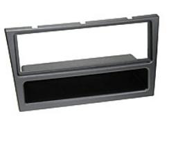 Рамка переходная ACV 281230-26-2 Opel Corsa D (06->) Color Elegance (stealth-black) (Р15474)