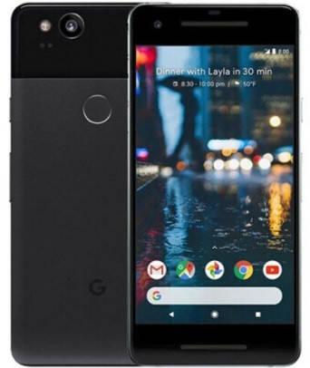 Смартфон Google Pixel 2 128GB Black