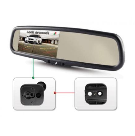 Переходное крепление к зеркалу Gazer MB012