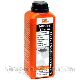 "Пластификатор для бетона ""теплый пол"" Coral Master Therm 1л"
