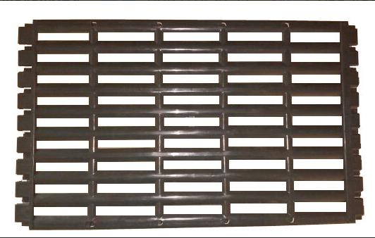 Трап на дно клітки для кроликів 50х50 Н-Т Т1