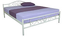 Металева ліжко LUCCA 140x200 beige ТМ EAGLE
