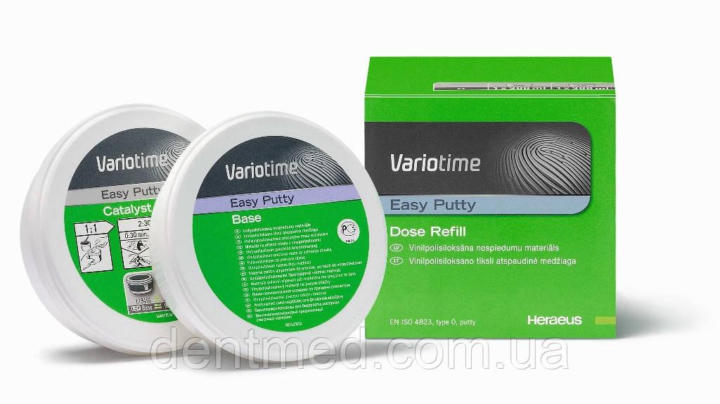 Variotime Easy Putty /ВариоТайм Путти (300 мл база+300 мл катализатор) NaviStom