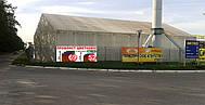 Склад-магазин стройматериалов и металлопроката ТЦ METRO