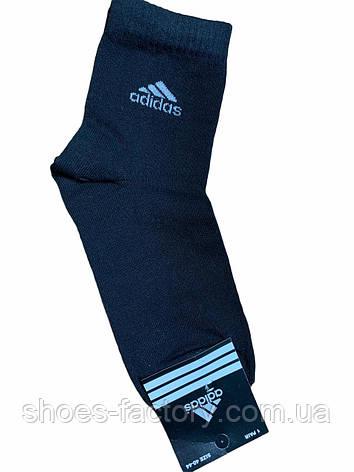 Мужские носки Adidas, Black, фото 2