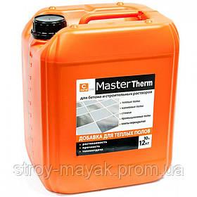 "Пластификатор для бетона ""теплый пол"" Coral Master Therm 10л"