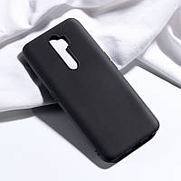 Чехол Soft Touch для Xiaomi Redmi 9 силикон бампер черный