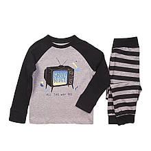 Подростковая детская пижама для мальчика 12-13 лет, 152-158 см