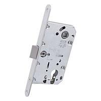 Замки для межкомнатных дверей врезной AGB Mediana Evolution PZ 18/96, хром