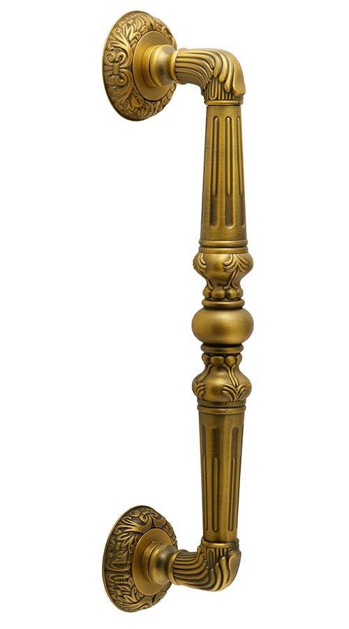 Дверные ручки скобы TRION 00207(8074)-250 мм COFFEE