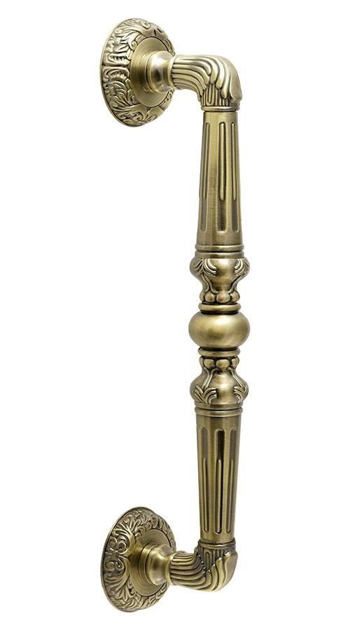 Дверные ручки скобы TRION 00207(8074)-250 мм AB
