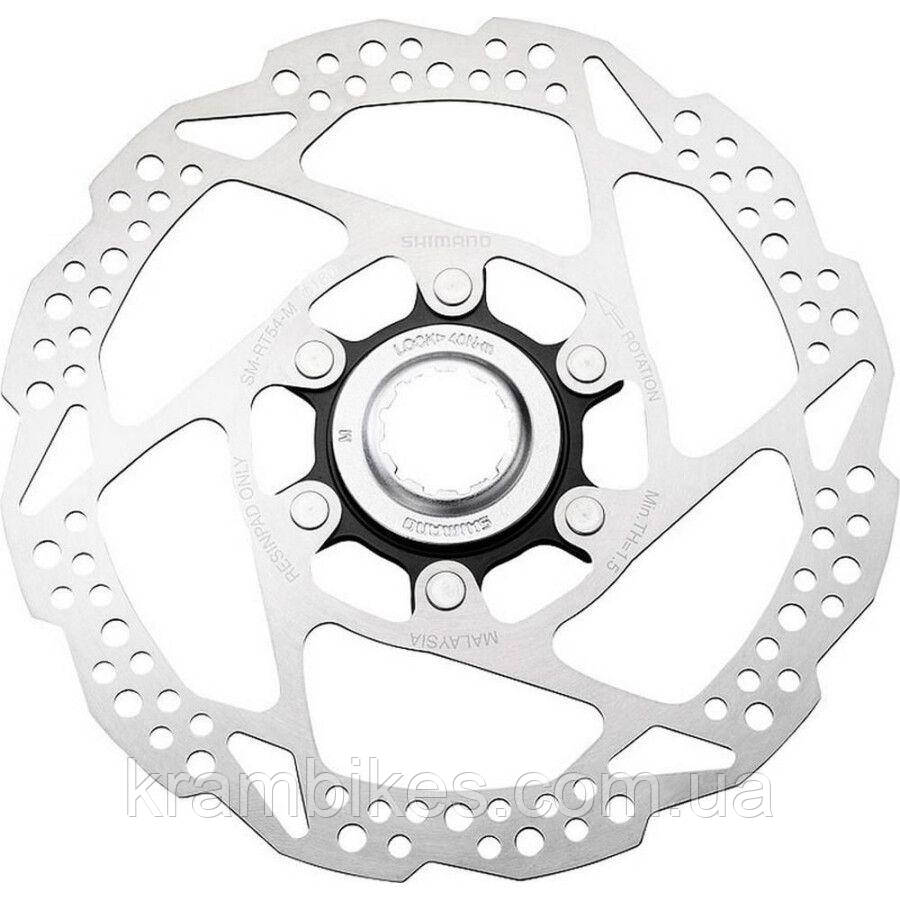 Ротор Shimano - SM-RT54 non-series 180mm Center Lock