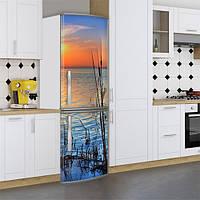 Магнитная пленка на холодильник, Магнит, 180 х 60 см, Лицевая