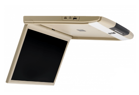 Монитор потолочный Clayton SL-1740 Full HD BE (бежевый)