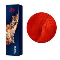 Краска для волос Wella Koleston Perfect № 77/44 (вулканический красный) - vibrant reds