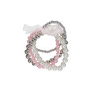 Набор браслетов Great Pretenders pearly to wed (84050), фото 2