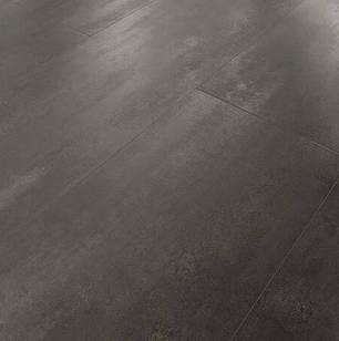Ламінат Faus Industry Tiles Оксид Negro S172074 33 клас 8мм товщина широка дошка без фаски