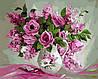 Раскраска по номерам Mariposa Розовая нежность Худ Антонио Джанильятти (MR-Q1368) 40 х 50 см