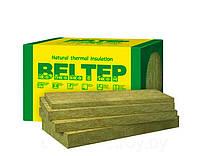 Базальтовый фасадный утеплитель Белтеп Фасад-12 1000х600х100 мм плотность 135 кг/м3 1.8 м2 3 шт/уп