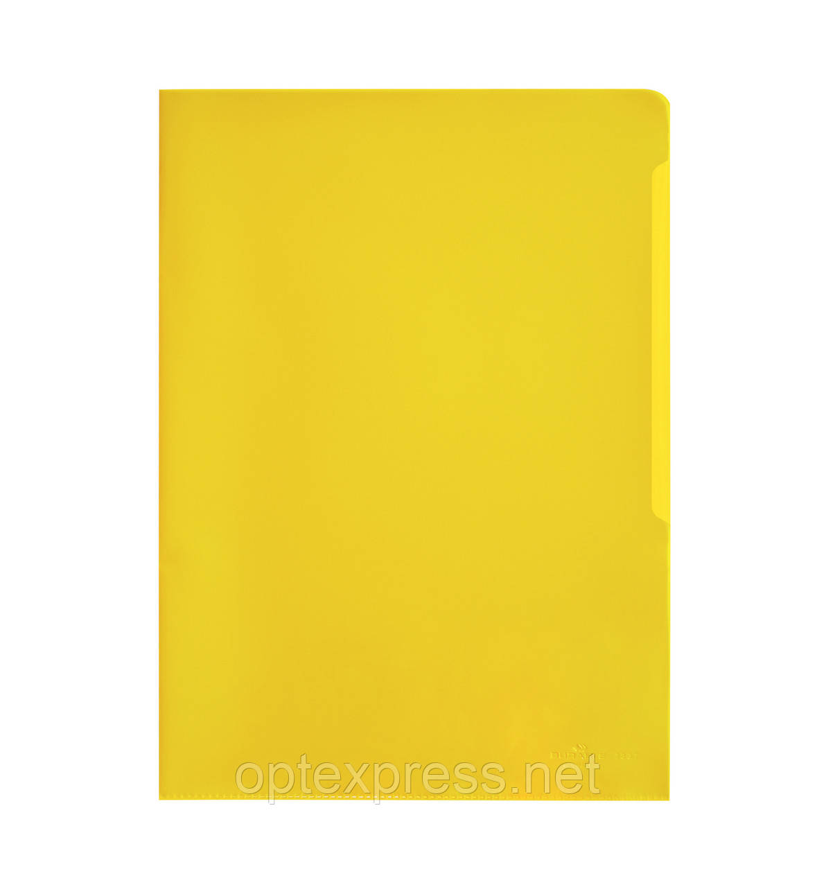 Папка-куточок для документів DURABLE 2337 04 жовта