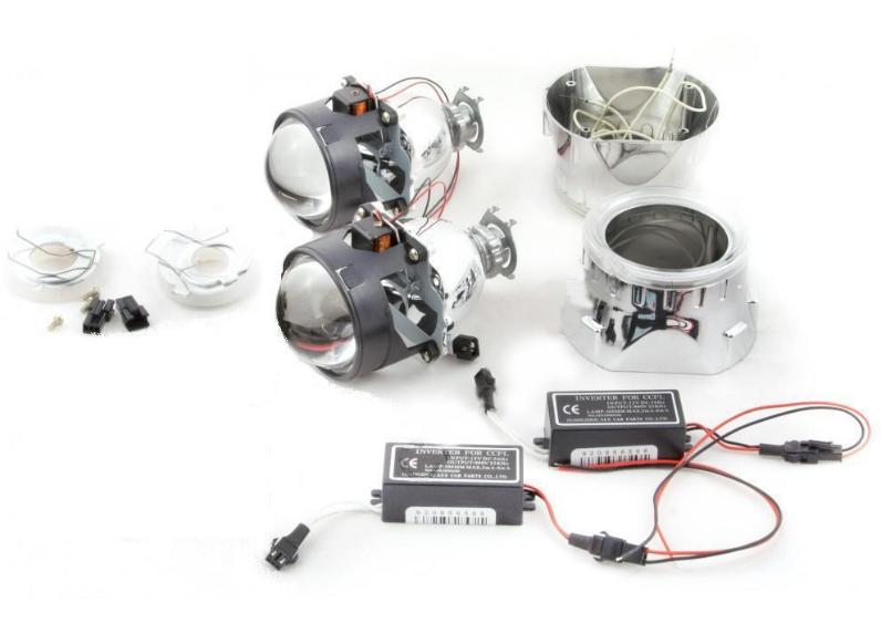 Комплект линз Infolight G5