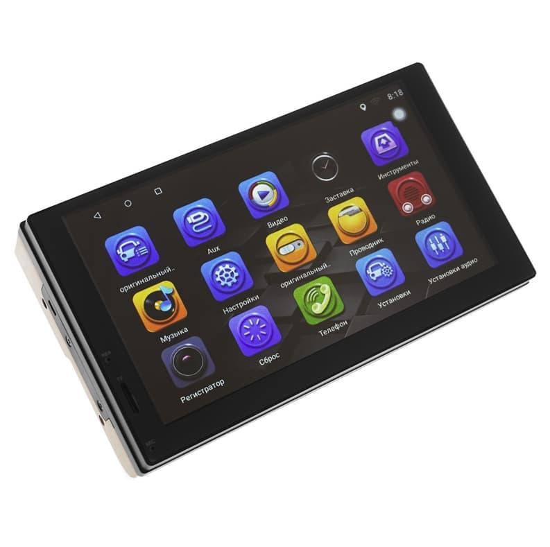 Автомобильная мультимедийная система Sigma CP-1000 Android Навлюкс