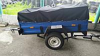 Прицеп для легкового автомобиля КРЕОН 1-Б-1800 + колеса, фото 1