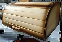 Хлібниця деревяна велика