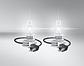 Лампы светодиодные OSRAM 9726CW LEDriving H4 14W 12-24V 6000K (2шт.), фото 5