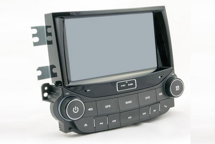 Штатная магнитола Globex GU-C886 Chevrolet Malibu 2012 (без карты)