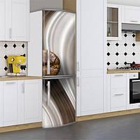 Декор на холодильник, Магнит, 180 х 60 см, Лицевая